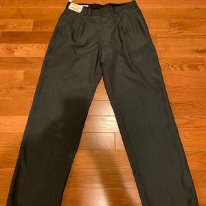 NEW w/ tags - Perry Ellis Men's Pants - Gray 34x34